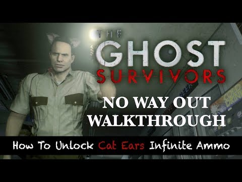 Resident Evil 2 Remake Ghost Survivors | No Way Out Walkthrough | Unlock Cat Ears Infinite Ammo