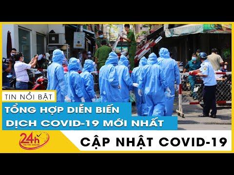 Tin Tức covid-19 Mới nhất hôm nay 4/6. Diễn Biến Dịch Virus corona Việt Nam ghi nhận 250 ca mới | Foci