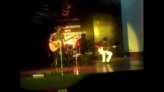 Gohar Yousaf Performing Live Medley  in Ali Auditorim Lahore in Rock War 2 and Became the Winner