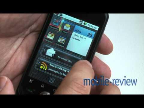 Motorola Quench XT5 (XT502) Demo