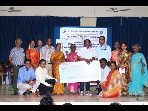 Director Bharathiraja at STS 6th Educational AID Program Exclusive