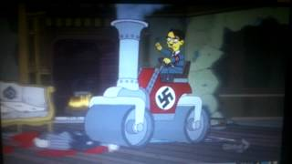 Itchy and Scratchy Hitler Episode inspires Maggie