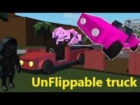 Unflippable truck Lumber tycoon 2 - YouTube
