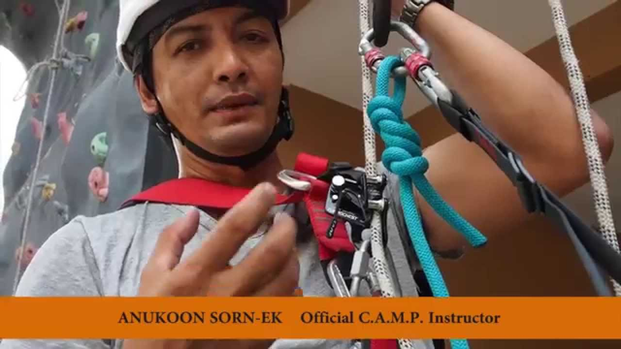 Camp Turbo Chest Ascender With Roller Bearings for Climbing and Rescue C2256 Equ