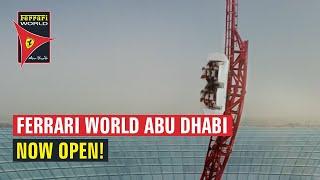 Ferrari World Abu Dhabi | Now Open!