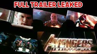 Avengers- Infinity War (2018) D23 Full Trailer LEAKED!!
