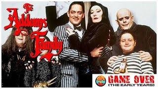 Game Over: The Addams Family (TurboGrafx-CD) - Defunct Games