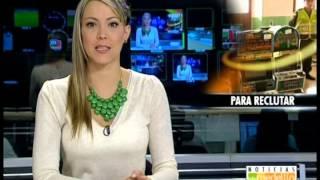 Lina Arango Presentadora de Televisión