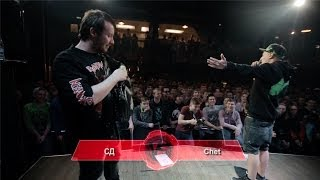 Versus Main Event #8 (сезон II): СД VS Chet