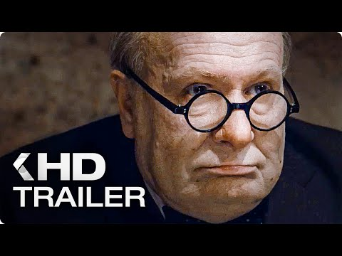 DARKEST HOUR Trailer (2017)