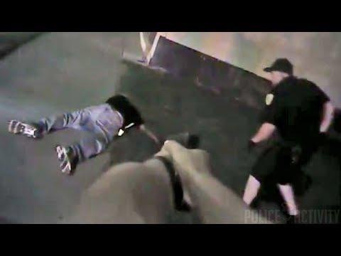 Graphic: Bodycam Shows Cop Fatally Shooting Fleeing Utah Man