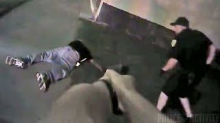 Graphic: Bodycam Footage Of Patrick Harmon Fatal Shooting