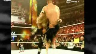 Backlash 2009 Promo - John Cena vs Edge [Official]