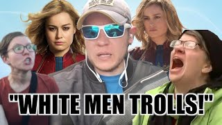 Mainstream Media/SJWs Are Really Mad About Our Captain Marvel Criticism
