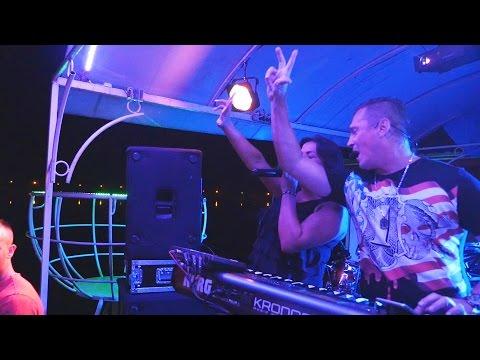 Srecko  Krecar & Band - MIX 1 - Splav Posejdon Bela Crkva - LIVE 2016