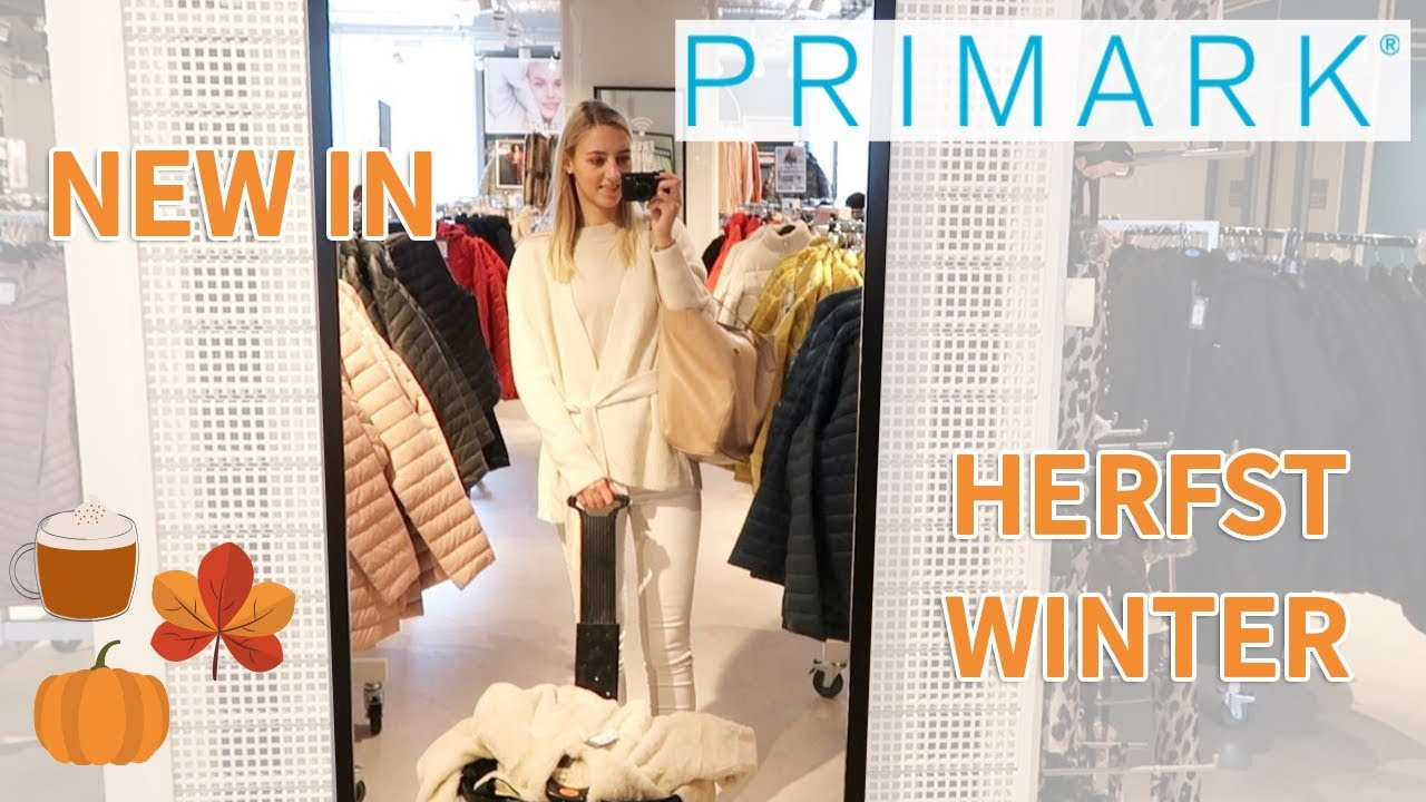 [VIDEO] - NEW IN BIJ PRIMARK | HERFST/WINTER COLLECTIE 2019 | Julia Verbij 2