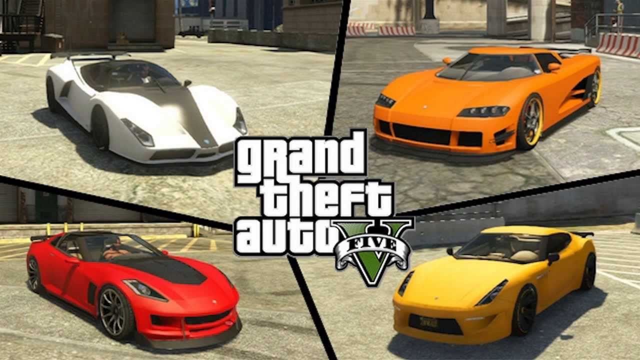 gta v les meilleures voitures apr s tuning 1 youtube. Black Bedroom Furniture Sets. Home Design Ideas
