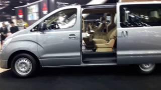 Hyundai H1 touring 2017
