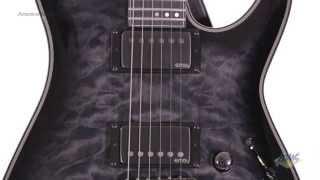 Schecter Hellraiser Hybrid C1 Electric Guitar - Schecter Hellraiser Hybrid C1