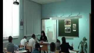 Учитель года - 2015. Видеоурок  ИЗО.  Коткова Н.А.