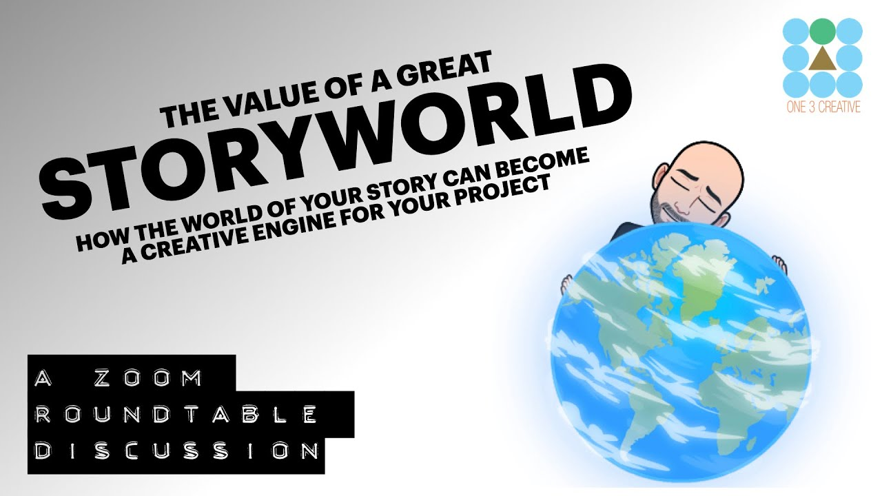 Storyworlds: The Creative Engine for Your IP - Super Story Vidcast - Transmedia Roundtable