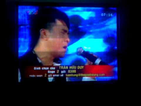 Song ca cùng thần tượng- Tuấn Hưng ft Trần Hữu Duy(tringhia2002@yahoo.com).3gp