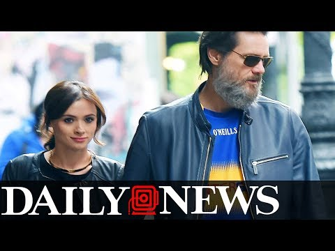Jim Carrey claims Cathriona White had STDs before they met