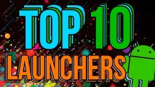 Top 10 launchers para Android