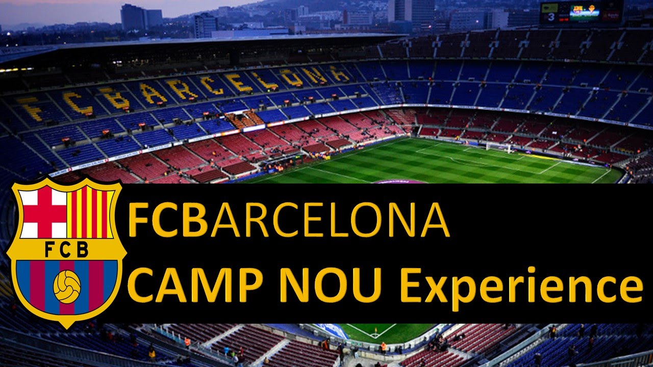 FC Barcelona Camp Nou Experience Vlog#12 - YouTube