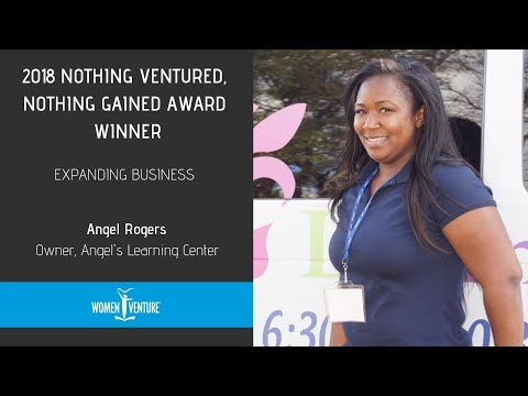 Angel Rogers, Expanding Business Award Winner