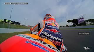 Catalan GP: Honda OnBoard