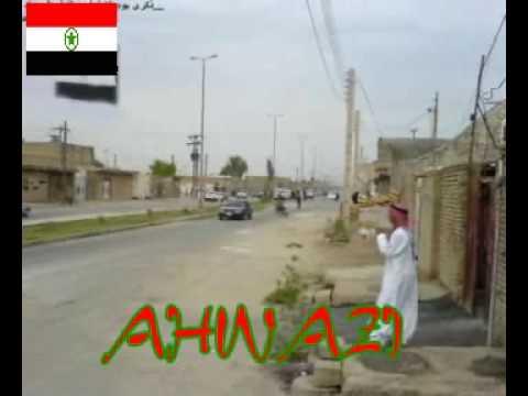 Ahwaz \  ألفنان رعد الناصري في الأحواز = الأهواز