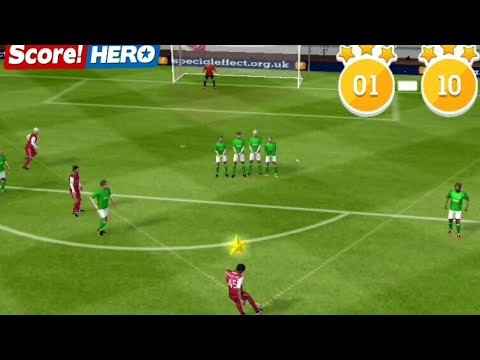 Score! Hero - Level 1-10 - 3 Stars