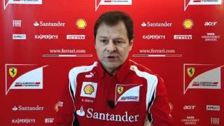 Ferrari F150: Intervista ad Aldo Costa