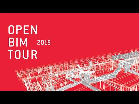 OpenBIM Tour / Lausanne, le 2 octobre 2015