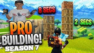 How to build fast fortnite ps4 Settings tutorial Season 7