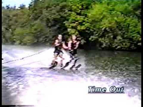 Time Out Allan Golabek World Champion Water Skier 1999