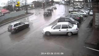 Подборка ДТП и Аварий Апрель #51 2014 Car crash compilation 2014 | HD 18+
