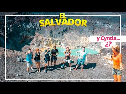 🌎 7 EXTRANJEROS 😍【Disfrutando】😍 de EL SALVADOR 🇸🇻