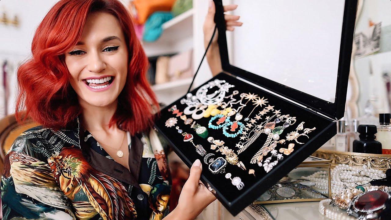 Colectia mea (actualizata) de bijuterii | 2021 💍