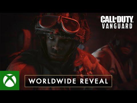 Reveal Trailer | Call of Duty®: Vanguard
