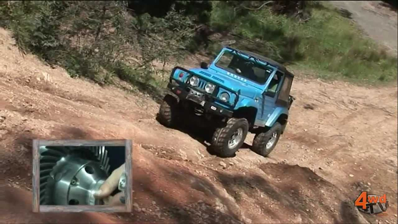 How Air Lockers Work Youtube 2005 Jeep Wrangler Front Axle Diagram