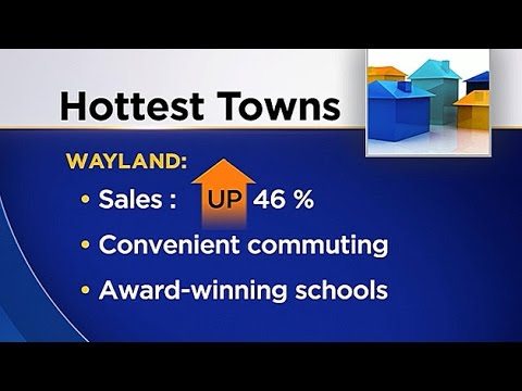 Wayland Tops List Of Hottest Towns In Mass. For Home Sales
