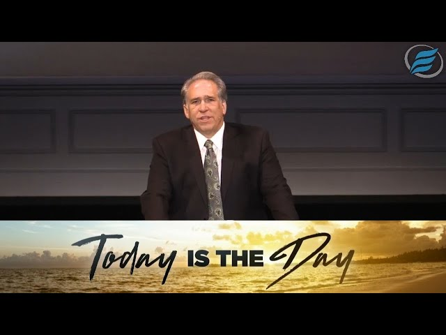 11/29/2020  |  Today is the Day  |  Pastor David Myers