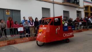 I carrera coches locos pozoblanco