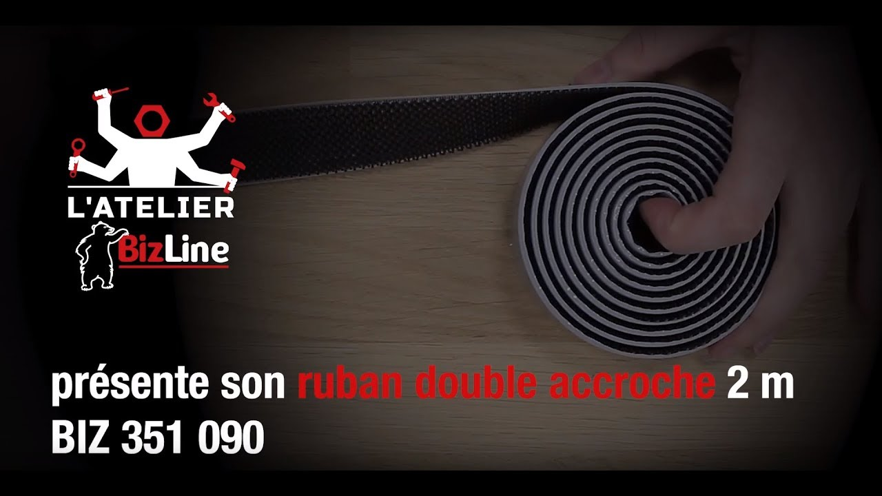 Tuto Bizline Le Ruban Double Accroche Pour Fixer Sans Percer