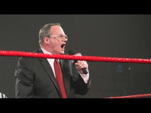 Jim Cornette Talks Tennis Racket Self Defense Youtube