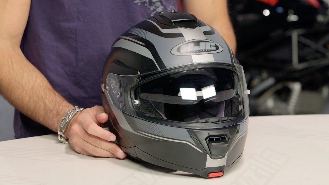 aecc77c79e9bb HJC IS-Max 2 Style Helmet Review at RevZilla.com - YouTube
