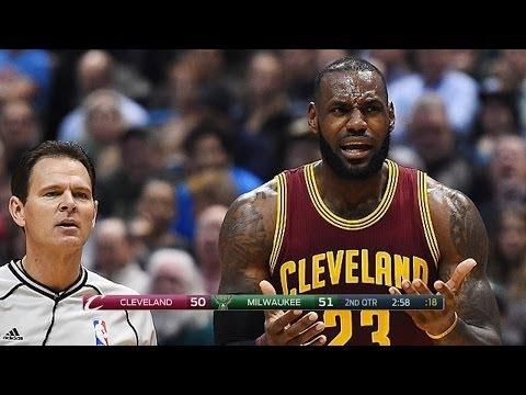 Cleveland Cavaliers vs Milwaukee Bucks - Full Game Highlights | Nov 29, 2016 | 2016-17 NBA Season