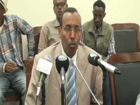 Warka Djibouti  Heshiiska Post ee Soomaaliya iyo Djibouti  14 12 2016